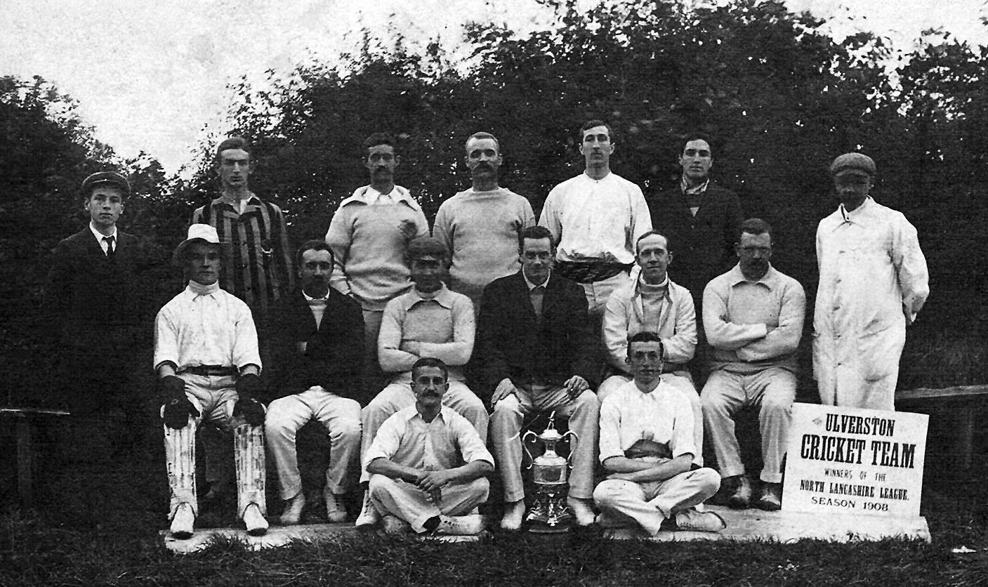 N Lancs League-Winners 1908